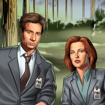 X-Files Returns